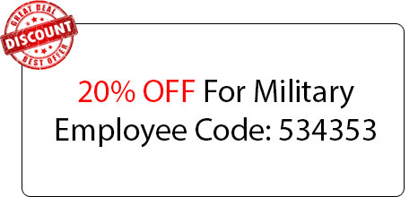 Military Employee Discount - Locksmith at Round Lake, IL - Round Lake Locksmith